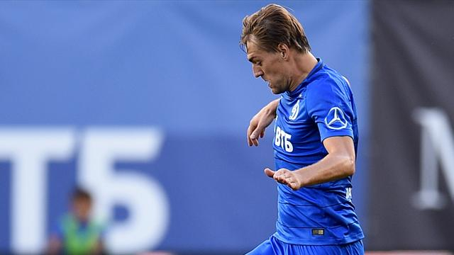 Нападающий «Динамо» Панченко выбыл наполгода из-за тяжелой травмы