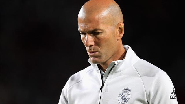 Zidane says new Real contract no guarantee of job security