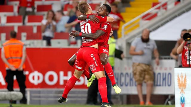 «Спартак» упустил победу над «Тосно», ведя в большинстве со счетом 2:0