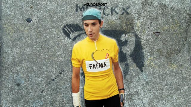 Крекс, фекс, Меркс. Велосипедист, который стал величайшим с пороком сердца