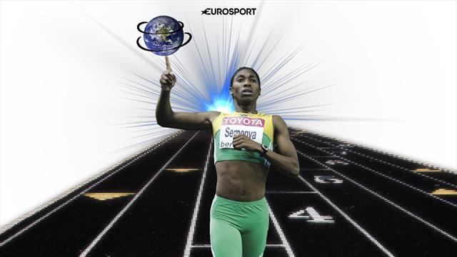 «Вы презираете не меня, а бога». Почему Семеня – самый сильный спортсмен планеты