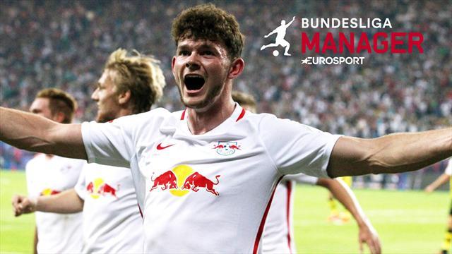 Eurosport Bundesliga Manager: Diese Youngster könnten 2017/18 durchstarten