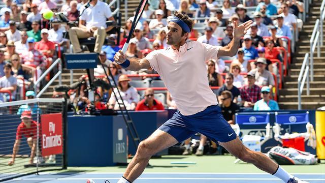 Federer – Ferrer EN DIRECT
