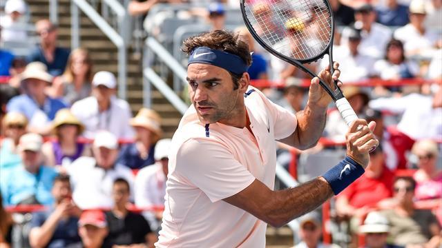 Federer – Haase EN DIRECT