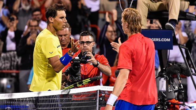Sensation à Montréal : Nadal sort dès les 8es et ne délogera pas Murray lundi