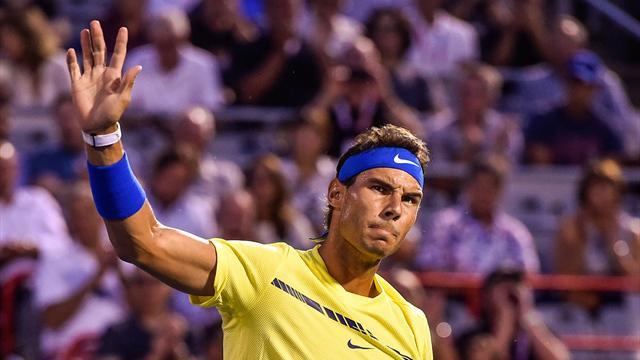 """Nadal : """"Ma pire défaite de l'année"""""""