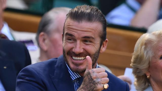 MLS: Beckham va faire