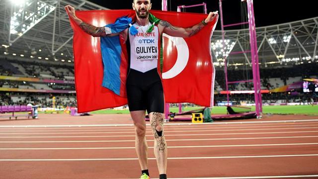 De Bolt a Guliyev la resaca olímpica