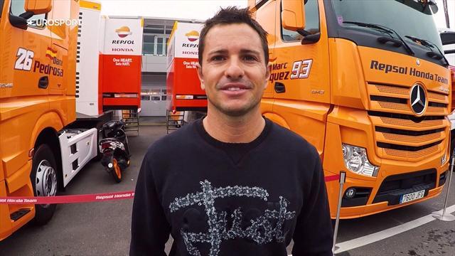 """De Puniet : """"Marquez est un pilote extrêmement précis"""""""