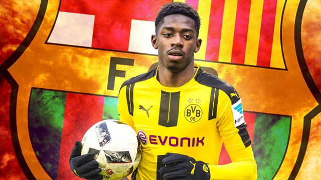 Euro Papers: Barcelona make desperate €130m Dembélé offer as Real Madrid join the race