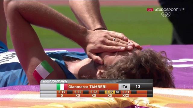 Niente finale per Tamberi: non supera il 2.31