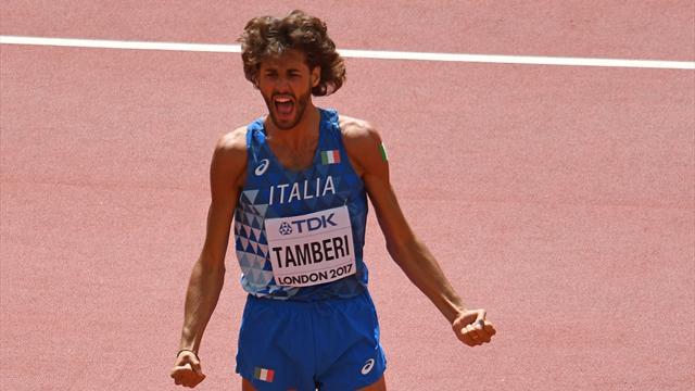 Diamond League: Tamberi si ferma 2.24 nel giorno dell'addio di Mo Farah