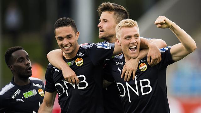 Vraket belgisk klubb – forlenget kontrakten med Godset