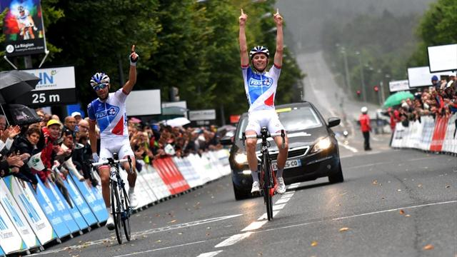 Top-Talente fordern Top-Teams: Die Tour de l'Ain täglich live bei Eurosport