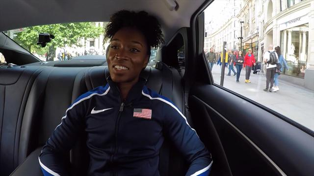 Road to the Stadium : Spa, forteresse, perfectionniste : les confidences de Tianna Bartoletta