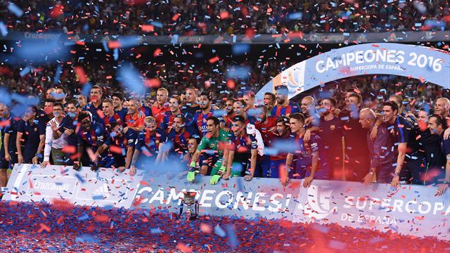 La 'maldición' del supercampeón de España