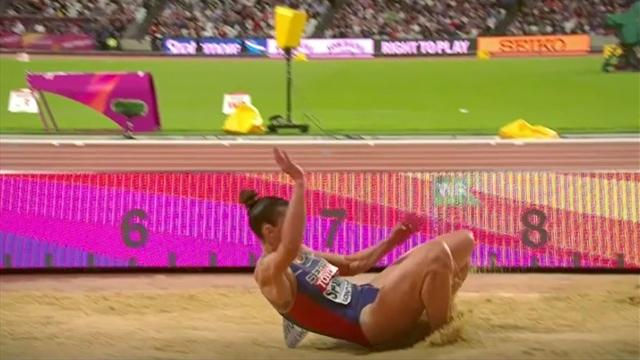 Esplode il caso Spanovic: perde l'oro nel salto in lungo a causa del dorsale