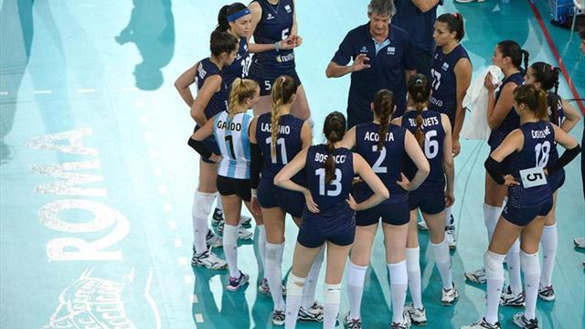 Argentina va al Sudamericano de Colombia motivada tras el triunfo ante Brasil