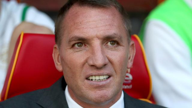 Celtic boss Brendan Rodgers set to sign a new striker
