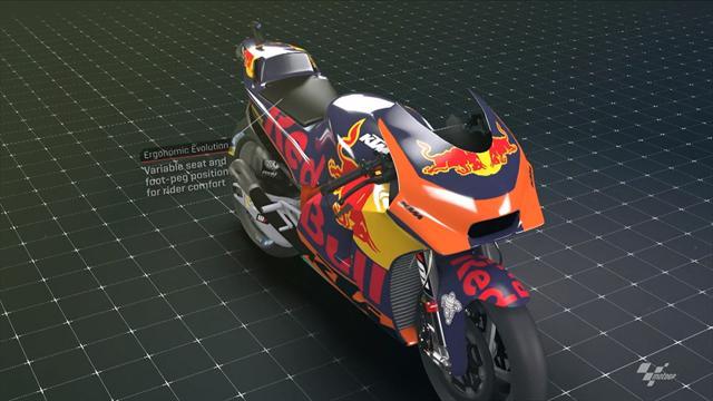 """Moteur """"Big Bang"""" et cadre tubulaire : les particularités de la KTM RC16"""