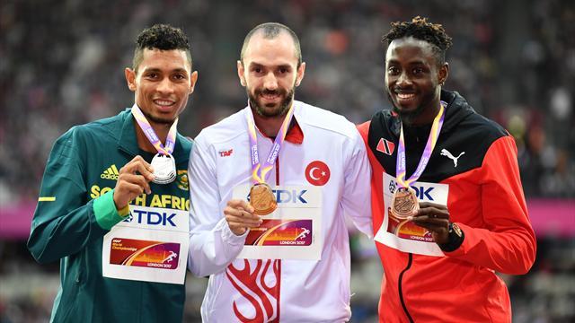 Ramil Guliyev ayın atleti ödülüne aday