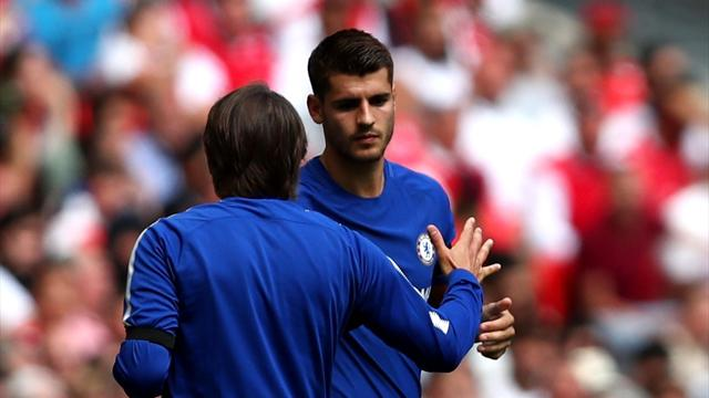 Premier League, Chelsea-Burnley: Morata no puede evitar la debacle en su estreno (2-3)