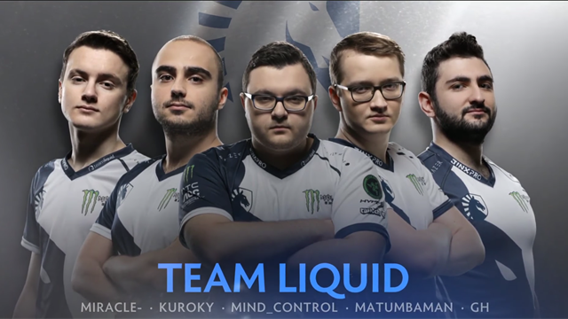 Team Liquid – чемпионы The International 7