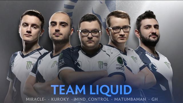 Team Liquid – чемпионы The International 7