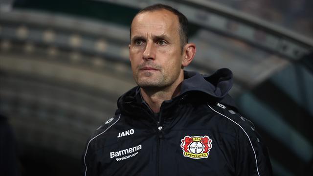 """Herrlich nach Pokal-Erfolg und vor Bayern-Duell: """"Luft nach oben"""""""