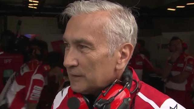 "Tardozzi confirme : ""Miller aura une GP17 chez Ducati Pramac en 2018"""