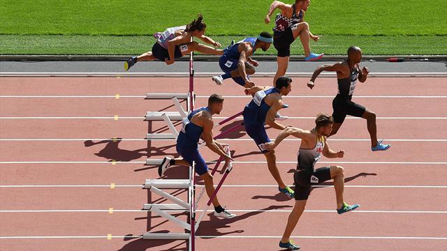 Freimuth und Kazmirek weiter auf Medaillenkurs, Mayer überragend