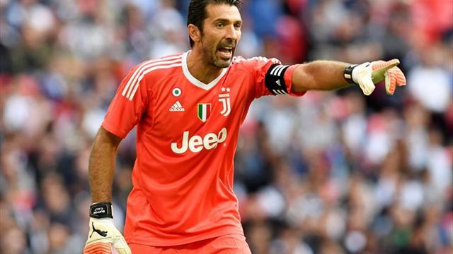 Un Juventus sin Bonucci se juega ante el Lazio la Supercopa italiana