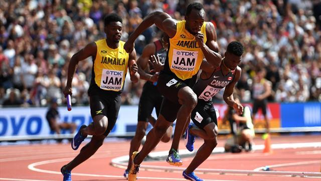 Legende Bolt hautnah im 360-Grad-Video bei Eurosport