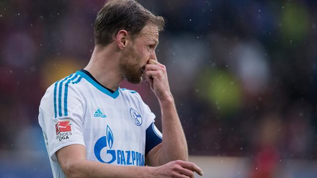 Hammer auf Schalke: Höwedes nicht mehr Kapitän