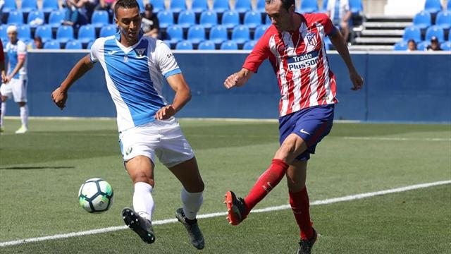 """Muñoz: """"Se juega distinto que en Italia, estoy tratando de adaptarme"""""""
