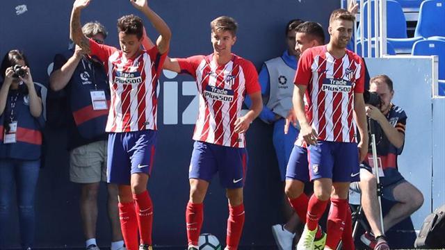 0-1: La segunda unidad del Atlético cierra con victoria la pretemporada