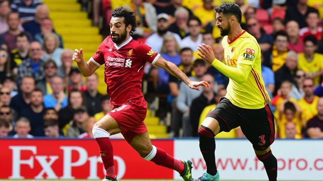 6 buts et une égalisation sur le gong : Watford-Liverpool, un autre match fou