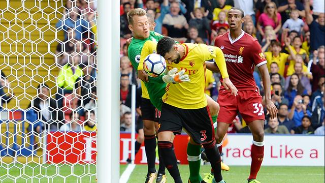 93. Minute! Liverpool verspielt Sieg in Watford