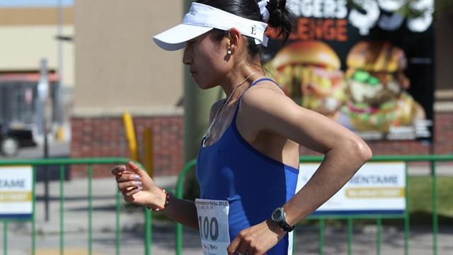 'Lupita' González, la gran esperanza hispana en 20 km marcha