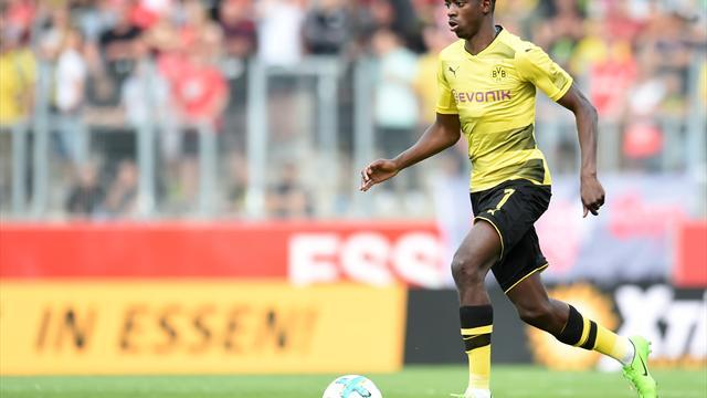 BVB-Trainer Bosz kündigt Klub-Information zu Dembélé an