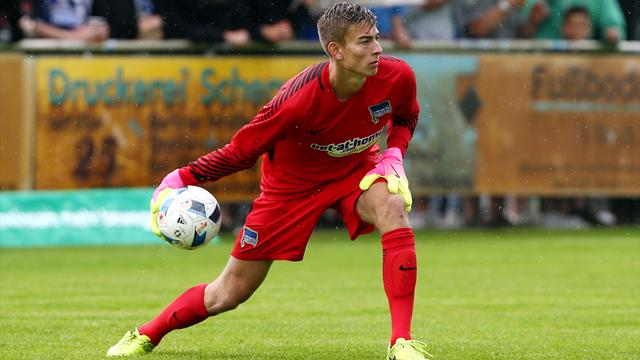 Hertha BSC: Mehrere Wochen Pause für Klinsmann