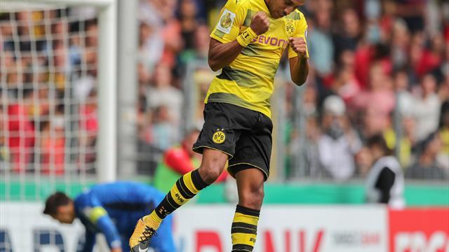 Trotz Dembélé-Querelen: BVB nimmt erste Pokalhürde locker