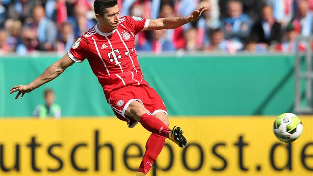 Chemnitz nur Sparringspartner: FC Bayern siegt souverän