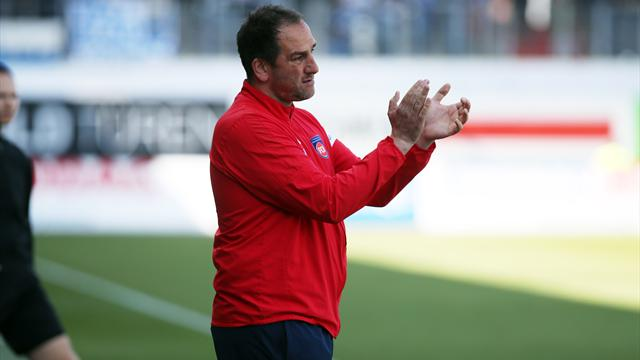 Heidenheim siegt in Haching