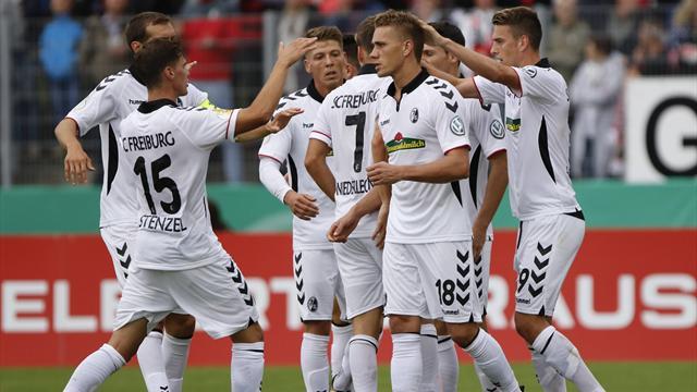 Keine Pokal-Überraschung: Bundesligisten souverän in Runde 2