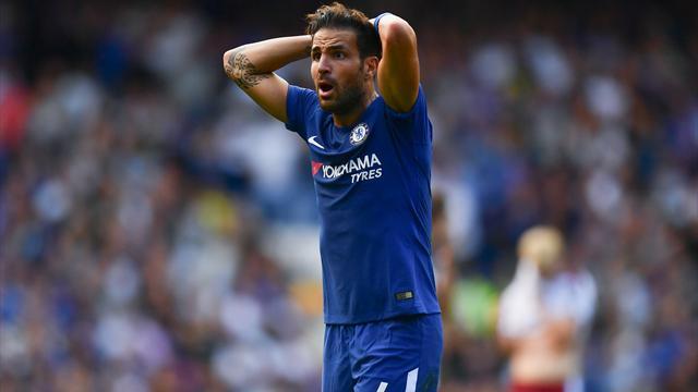 Trois buts encaissés, deux joueurs expulsés et une première défaite : faux départ pour Chelsea