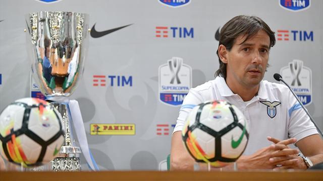 Lazio-Spal, Inzaghi: