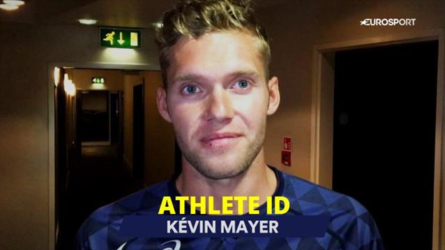 Sporting hero, favourite dish - Kevin Mayer reveals all