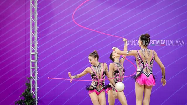 World Challenge Cup Kazan: Farfalle d'argento e Agiurgiuculese decima nell'AA
