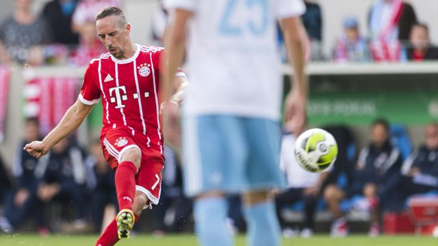 Coppa di Germania, goleade per Bayern Monaco e Borussia Dortmund all'esordio